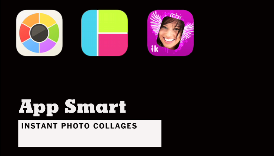 App Smart | Instant Photo Collages [video]
