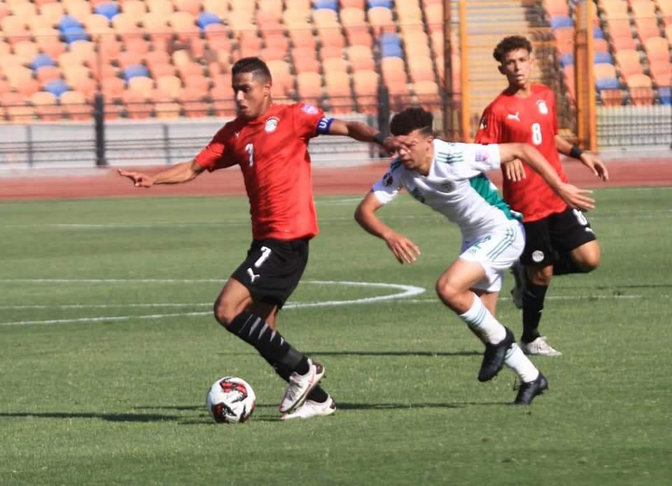 كأس العرب تحت 20 سنة: المنتخب الجزائري ينهزم أمام نظيره المصري