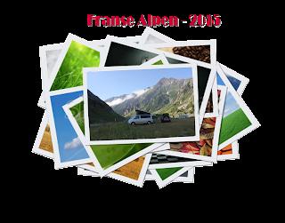 Franse Alpen 2015