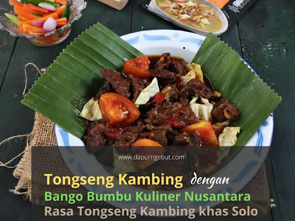Tongseng Kambing dengan Bango Bumbu Kuliner Nusantara Rasa Tongseng Kambing khas Solo