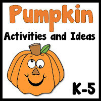 Pumpkin Theme Activities and Ideas