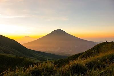 gunung kembang wonosobo
