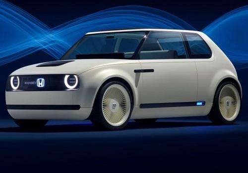 Tinuku Honda Urban EV Concept launched at Frankfurt