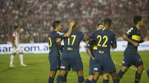 Boca goleó 4-1 a San Martín de Tucumán y lo mandó a la B Nacional
