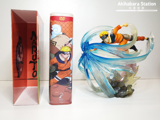 Anime: Review de la Edición Integra y sin censura de Naruto. Vol1 en DVD - Selecta Visión
