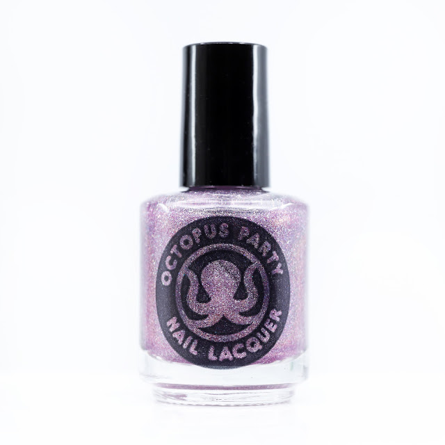 Octopus Party Nail Lacquer Sugoi