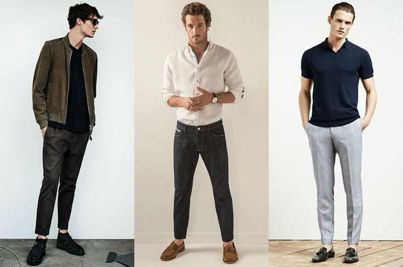 Cómo Vestir Bien Según Tu Tipo De Cuerpo Para Hombres
