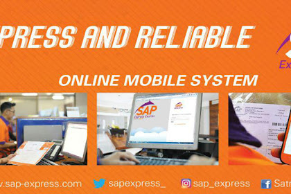Lowongan PT. Satria Antaran Prima (SAP Express) Pekanbaru Juli 2020