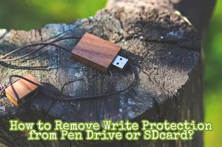 Remove-write-protection-from-pendrive