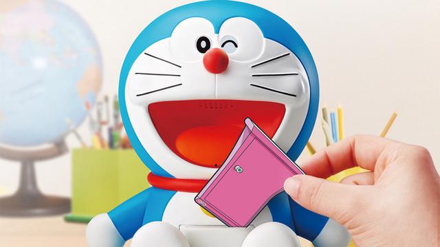Toko Mainan Hadirkan Robot Doraemon yang dapat Ajarkan Programming