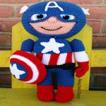 http://www.ravelry.com/patterns/library/patriotic-buddy---kid-hero