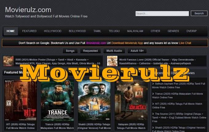 Movierulz 2021: Download Movies & Web Series   Digital Msmd
