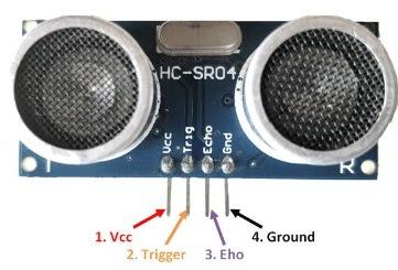 Datasheet Sensor Ultrasonik HC-SR04