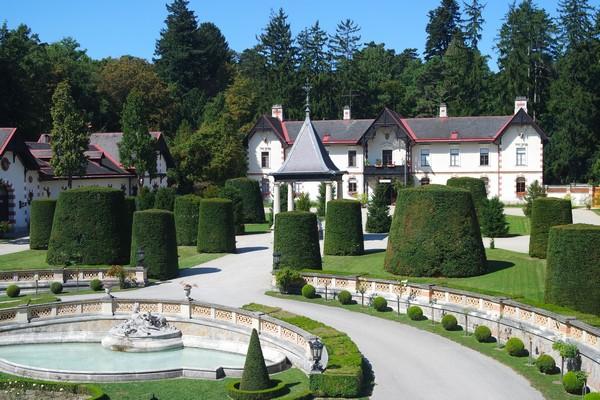 vienne hietzing sissi hermes villa lainzer tiergarten