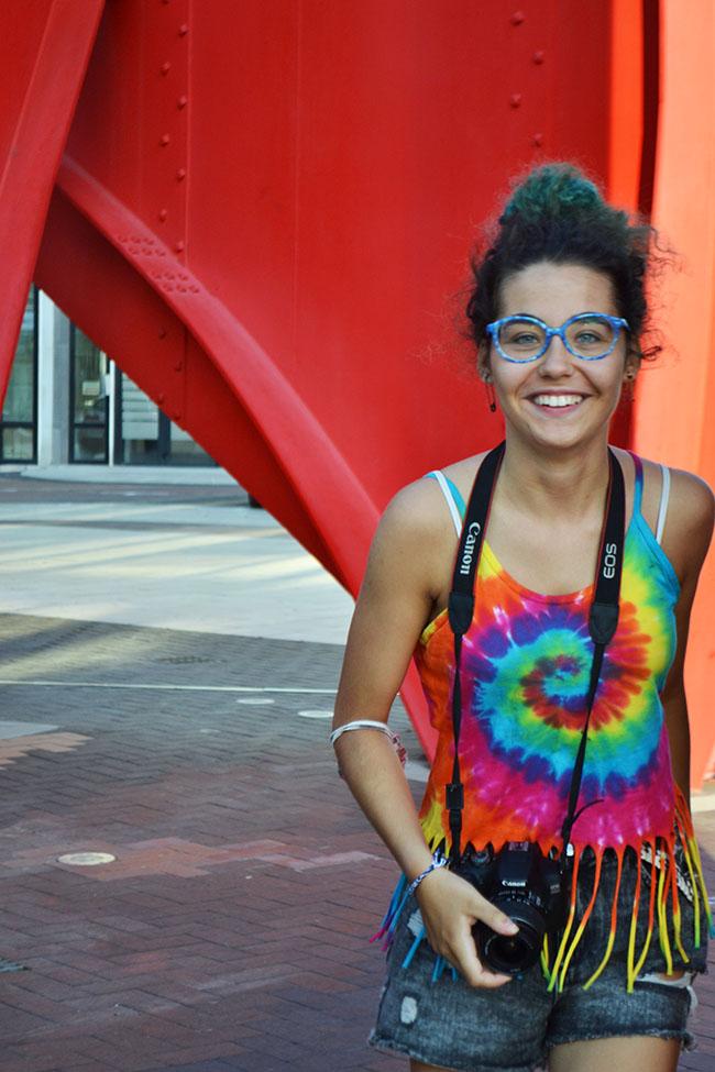 Luisa Bernasconi racconta i suoi viaggi a colori