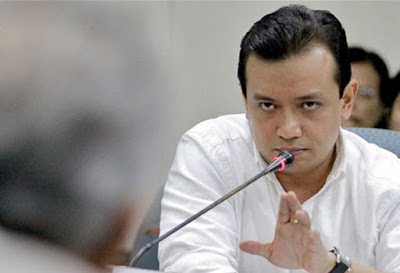 Sen. Antonio Trillanes vs Mayor Rodrigo Duterte