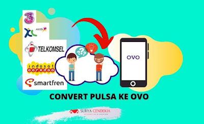 Convert Pulsa ke OVO, Inilah Cara Mudah Yang Wajib Anda Terapkan!