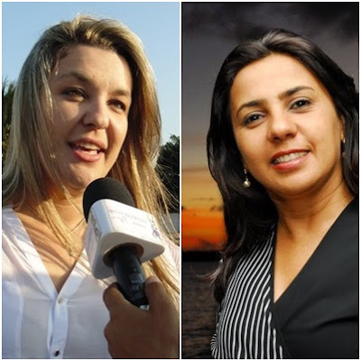 Camila diz que Nelma Figueiredo teve papel fundamental para formação jornalística da Paraíba