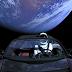 Η Εντυπωσιακή Βόλτα Ενός Κόκκινου Tesla Roadster Στο Διάστημα (Βίντεο - Επιλέξτε Ελληνικούς Υπότιτλους)