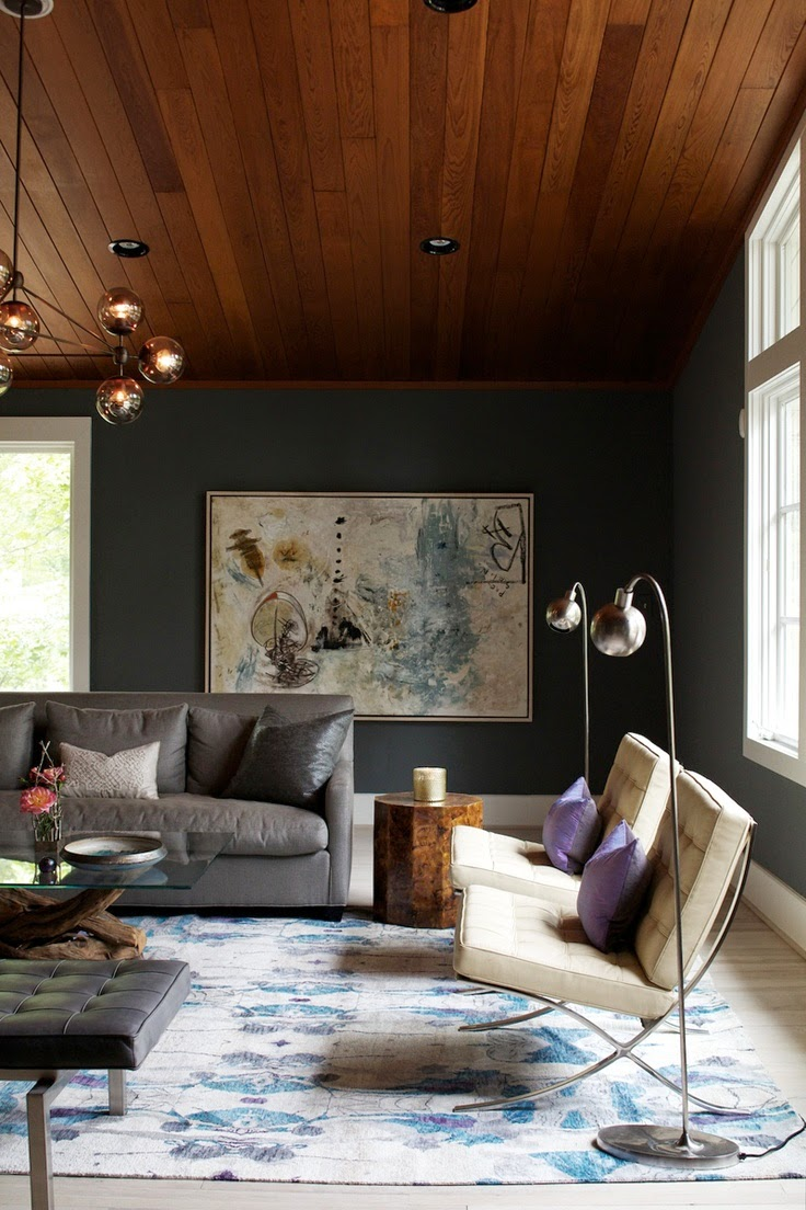amusing decorating ideas living rooms barcelona chairs | Eye For Design: Decorating With The Barcelona Chair