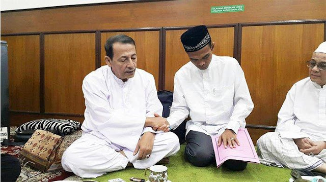 Warga Nahdliyin Ikuti UAS Dukung Prabowo