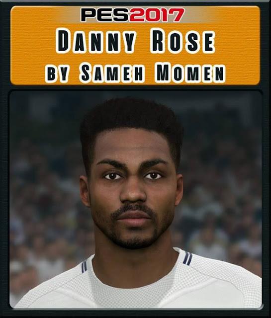 Danny Rose Face PES 2017