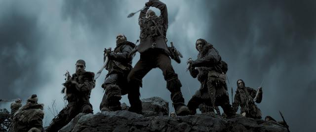 Review phim Alpha : Người thủ lĩnh