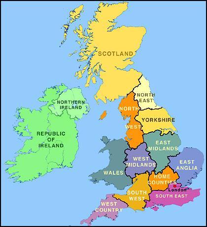 England Irland Em