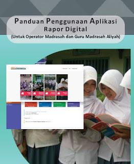 Buku Panduan Penggunaan Aplikasi Rapor Digital MA