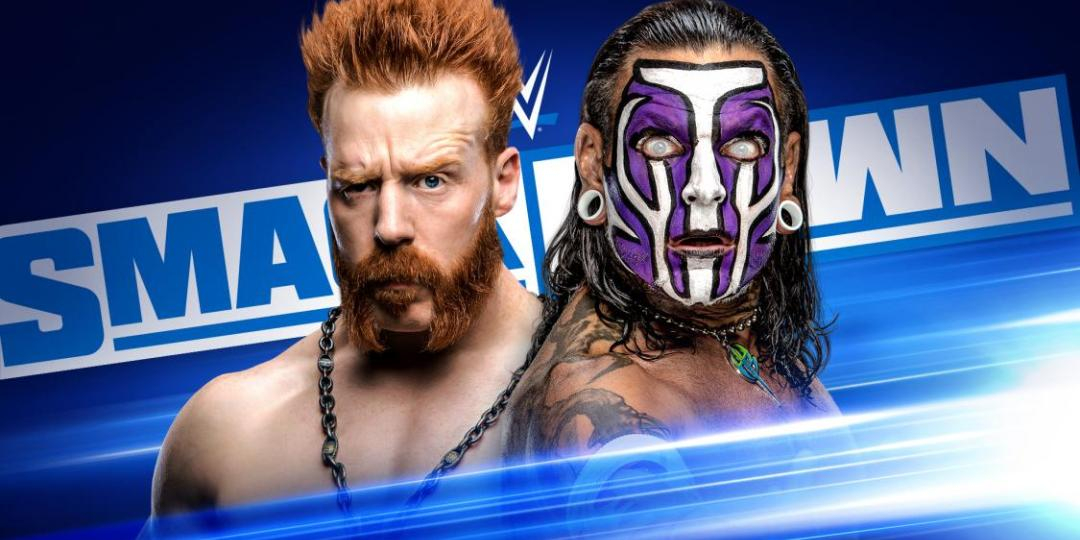 WWE SmackDown Results - July 24, 2020