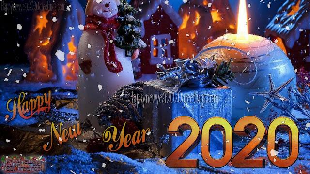 Happy New Year 2020 Full Hd Desktop Wallpapers Download Free