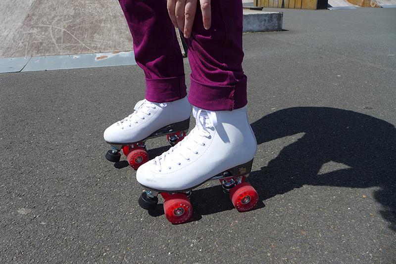 patins à roulettes artistique