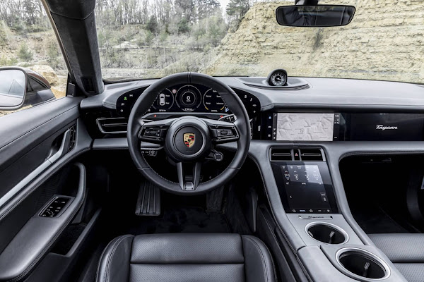 Porsche Taycan Cross Turismo elétrico chega ao Brasil - preço R$ 685 mil