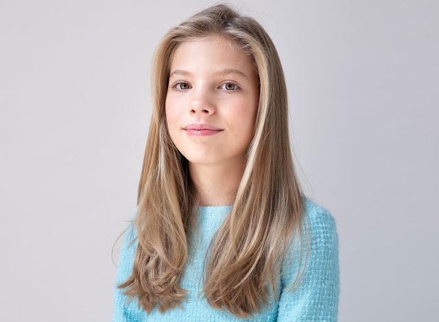 Infanta Sofía is the younger daughter of King Felipe and Queen Letizia. Queen Sofía of Greece and Denmark. Princess Leonor of Asturias