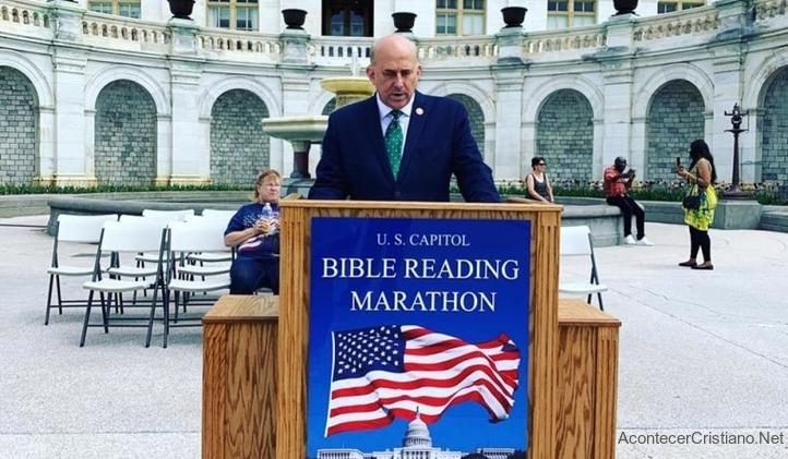 Maratón de la Biblia