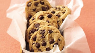 Resep Cookies Choco Chip Good Time tanpa Mixer