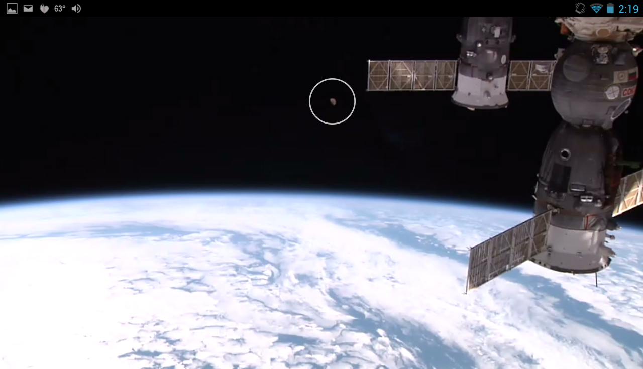 NASA Cuts Live International Space Station Feed As UFO ...