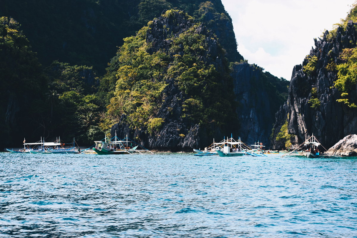 photo of Small Lagoon in El Nido, Palawan