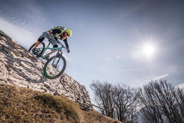 Mountainbike Tour corno della paura