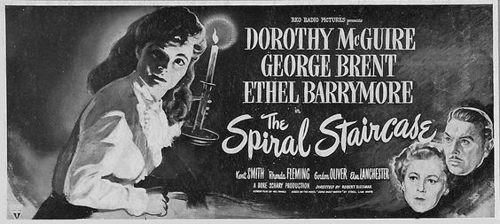 Phyllis Loves Classic Movies: The Spiral Staircase (1945)