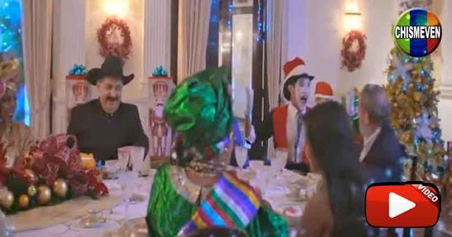 Comercial de Navidad de Maduro presenta una mesa llena de comida que en Venezuela no hay