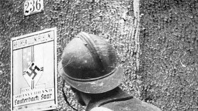 Francia invadió Alemania