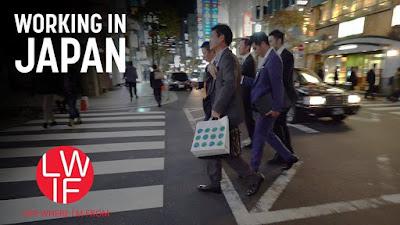 Job working visa to japan
