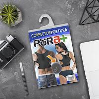 Corrector Postura Luxe, Ref. 0590, fabricados con Elastano, Polyester, Talla S-M, de color Negro, 1 Ud, Postura Escoliosis Cifosis Lordosis