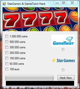 Star Games Game Twist