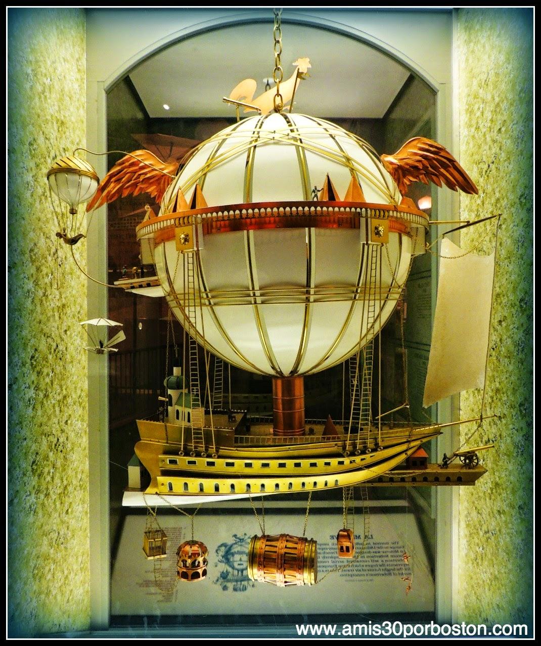 Museo Nacional del Aire y el Espacio de Estados Unidos: La Minerve