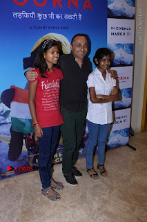 The Red Carpet Of The Special Screening Of Poorna  0021.JPG