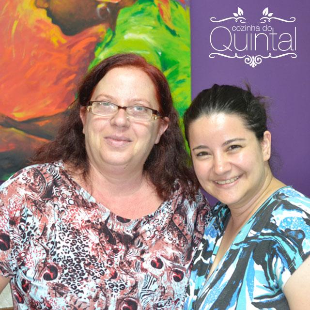 Paula Mello e Priscila Racca, Chef da Doce Incasa
