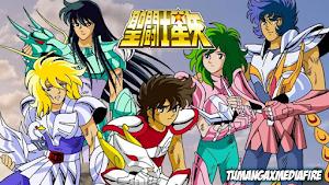 Saint Seiya Manga + Anime Servidor: MediaFire