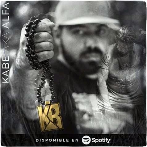 """Kabe A.K.A alfa presenta su nuevo EP. """"ENTROPÍA"""""""